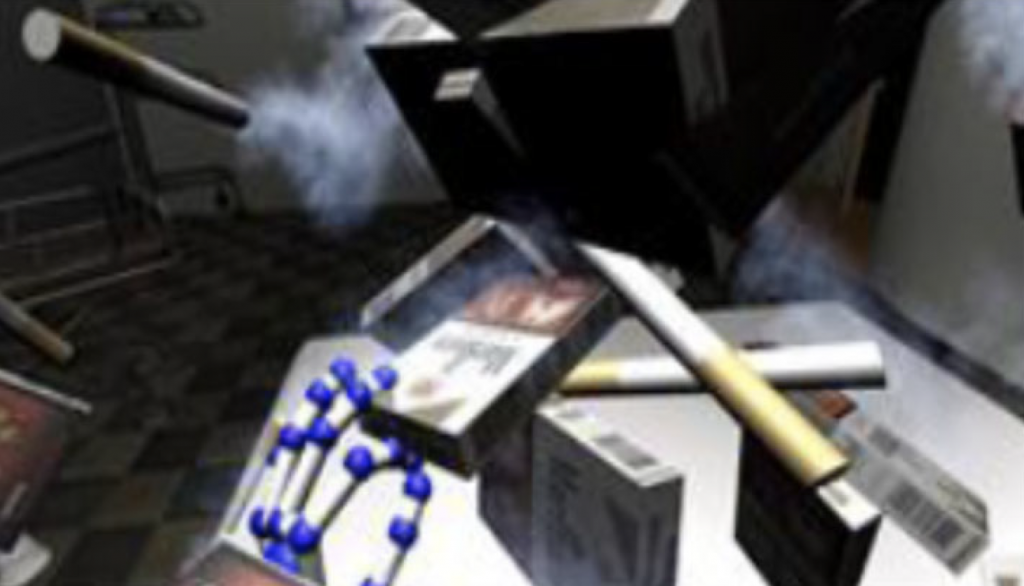 La Realtà Virtuale aumenta la motivazione a smettere di fumare